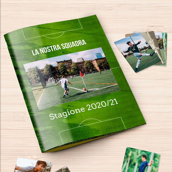 Album Figurine Calcio